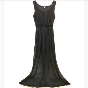 Charlotte Russe Tulle Maxi Dress